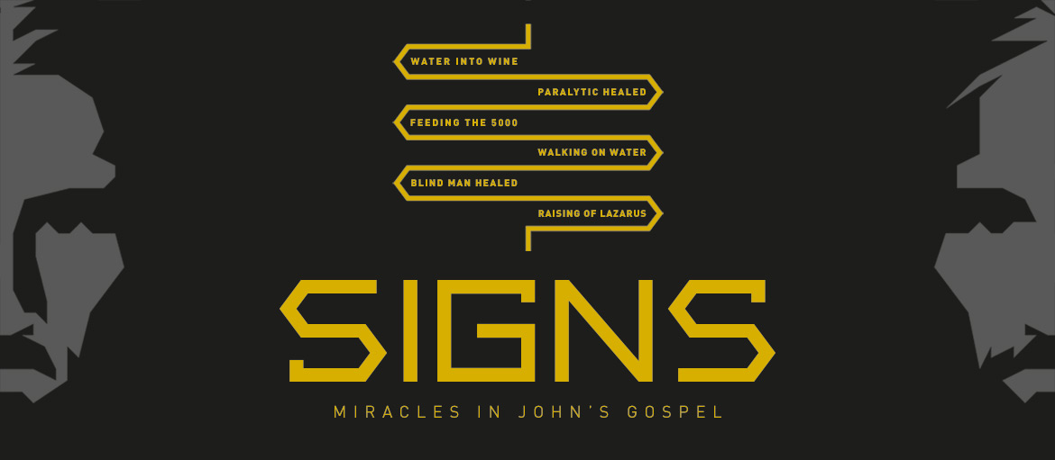 Signs - Miracles In John's Gospel