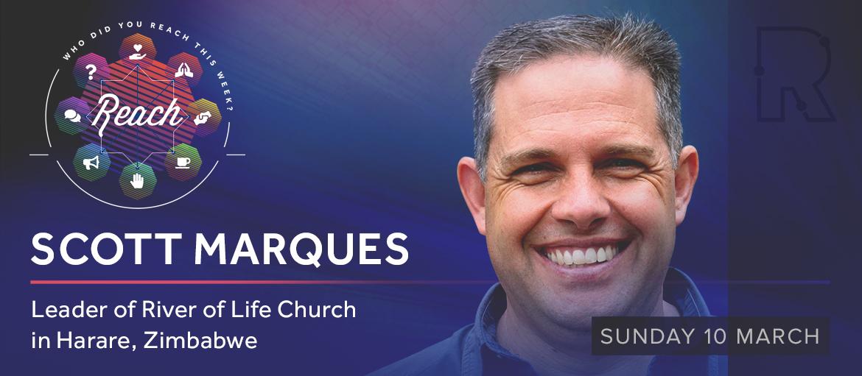 Visiting speaker - Scott Marques